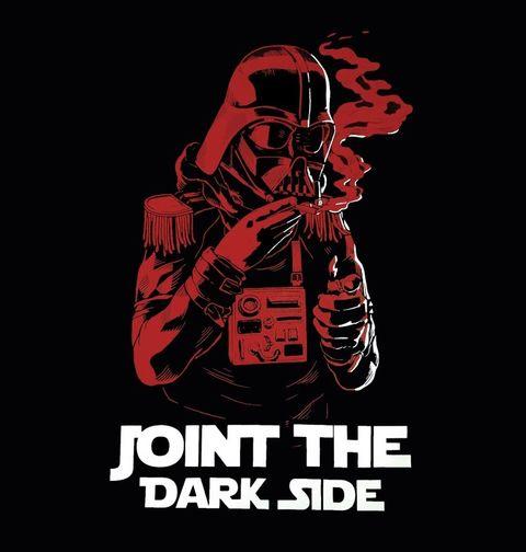 Obrázek produktu Pánské tričko Star Wars Joint The Darkside