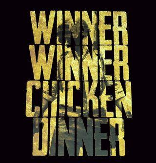 Obrázek 2 produktu Dětské tričko PUBG Winner Winner Chicken Dinner