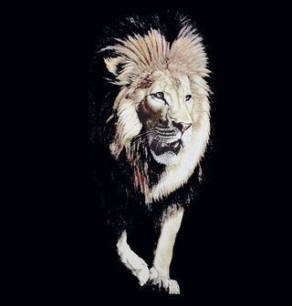 Obrázek 2 produktu Dámské tričko Lev Král Džungle