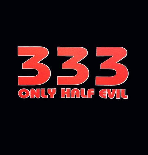 Obrázek produktu Pánské tričko 333 Poloviční Ďábel