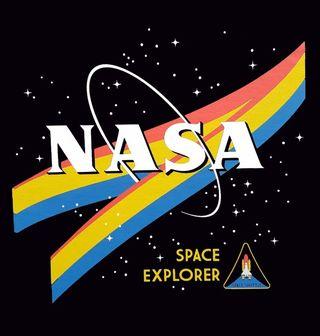 Obrázek 2 produktu Dámské tričko NASA Space Explorer