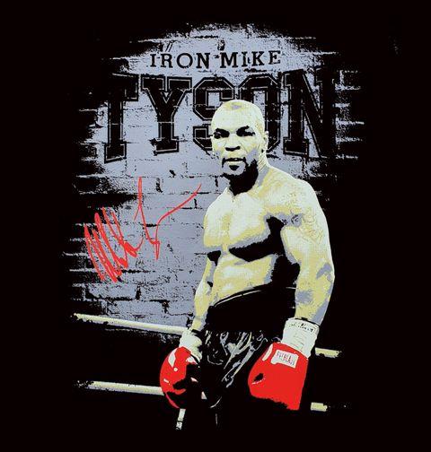 Obrázek produktu Pánské tričko Iron Mike Tyson