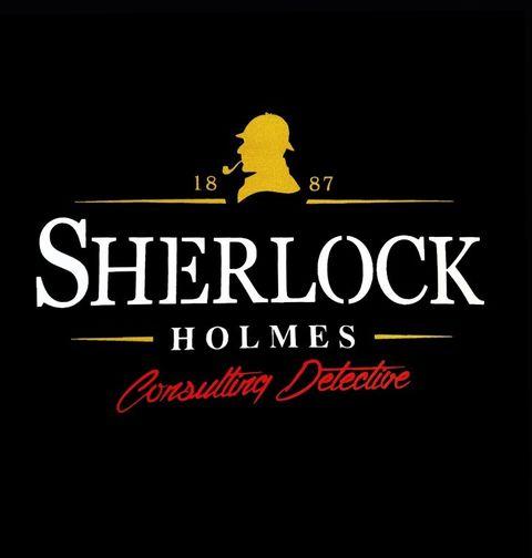 Obrázek produktu Pánské tričko Detektiv Sherlock Holmes