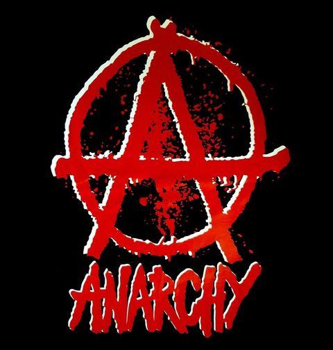 Obrázek produktu Pánské tílko Anarchy