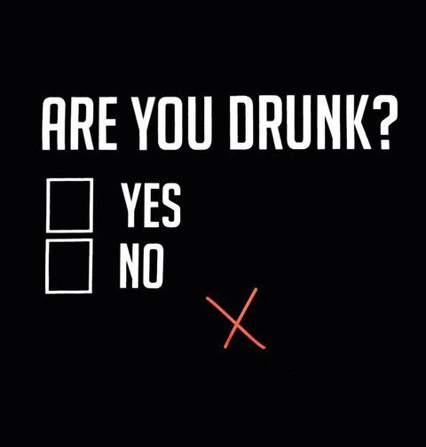 Obrázek produktu Pánské tričko Jsi opilý? Ano ↔ Ne ↔ Možná
