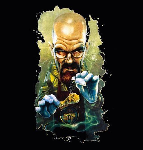 Obrázek produktu Pánské tričko Breaking Bad Cheff Heisenberg