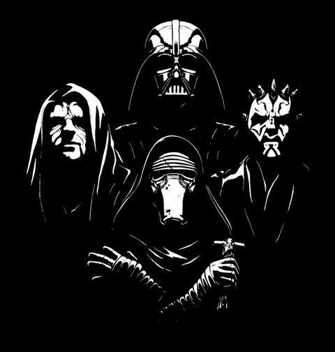 Obrázek produktu Pánské tričko Star Wars Galactic Rhapsody