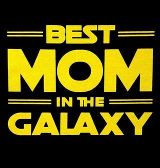 Obrázek 2 produktu Dámské tričko Nejlepší Máma v Galaxii Best Mom in the Galaxy