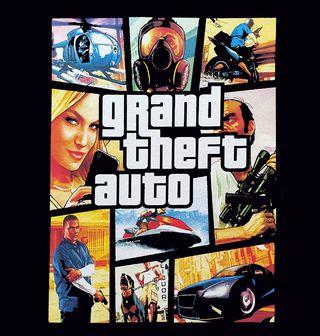 Obrázek 2 produktu Pánské tričko Grand Theft Auto