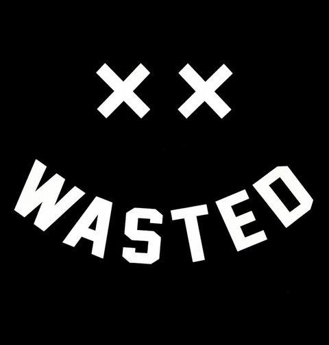 Obrázek produktu Pánské tričko Wasted
