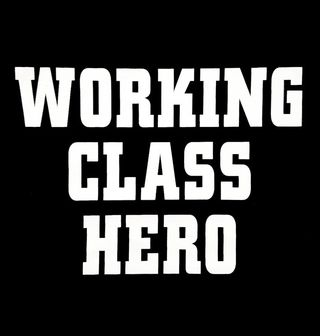 Obrázek 2 produktu Pánské tričko Working Class Hero