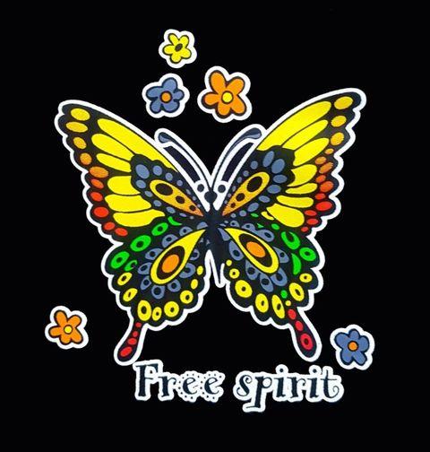 Obrázek produktu Dětské tričko Motýlek Free Spirit