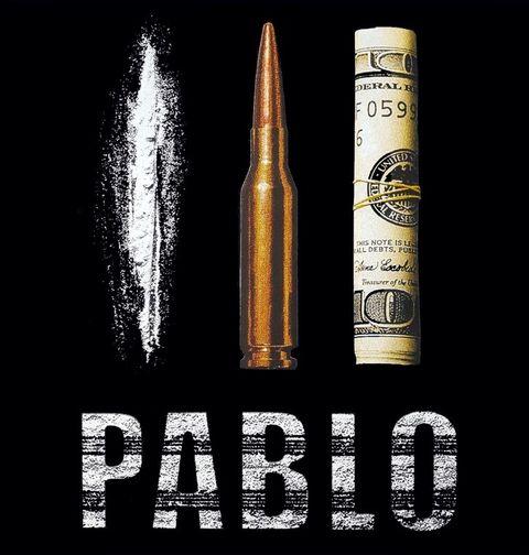 Obrázek produktu Pánské tričko Pablo Escobar Plata o Plomo