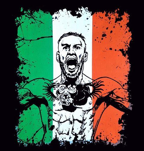 Obrázek produktu Pánské tričko Conor McGregor Irish King