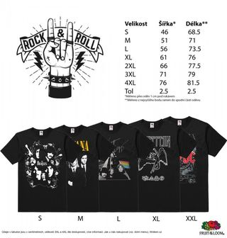 Obrázek 4 produktu Pánské tričko Pearl Jam Alive