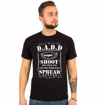 Obrázek 1 produktu Pánské tričko D.A.D.D Otcové proti randění dcer