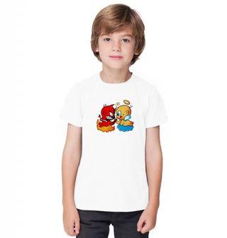 Obrázek 1 produktu Dětské tričko Anděl vs Ďábel