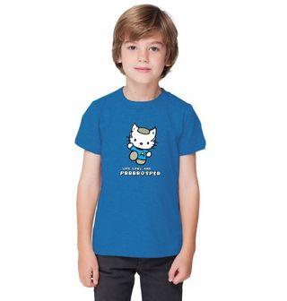 Obrázek 1 produktu Dětské tričko Hello Star Trek Kitty
