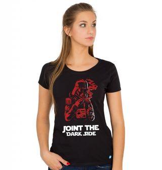 Obrázek 1 produktu Dámské tričko Star Wars Joint The Darkside