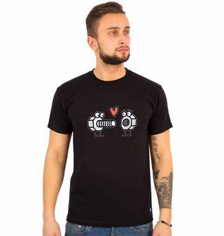 Obrázek 1 produktu Pánské tričko Šroubek a Matička