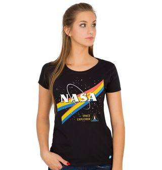 Obrázek 1 produktu Dámské tričko NASA Space Explorer