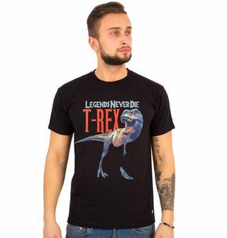 Obrázek 1 produktu Pánské tričko T-Rex Legends Never Die