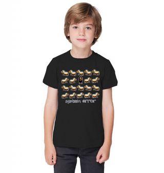 """Obrázek 1 produktu Dětské tričko Chyba v Systému """"System Error"""""""