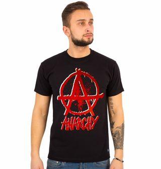 Obrázek 1 produktu Pánské tričko Anarchy