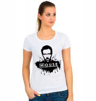 Obrázek 1 produktu Dámské tričko Dr.House Classic