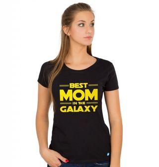Obrázek 1 produktu Dámské tričko Nejlepší Máma v Galaxii Best Mom in the Galaxy