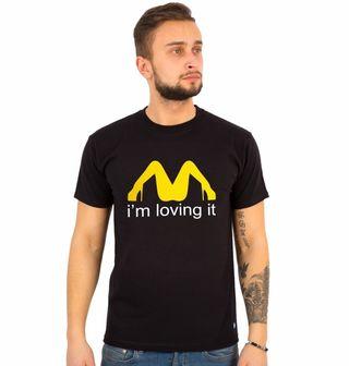 Obrázek 1 produktu Pánské tričko I'm Loving It