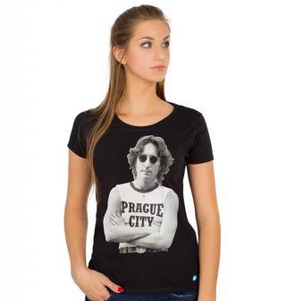 Obrázek 1 produktu Dámské tričko John Lenon Prague City