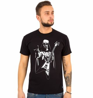 Obrázek 1 produktu Pánské tričko Star Wars Heavy metal Darth Vader