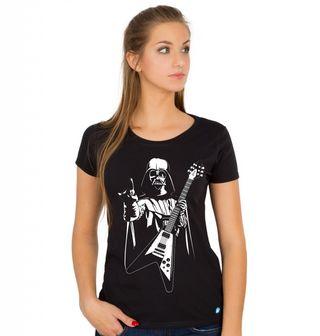 Obrázek 1 produktu Dámské tričko Star Wars Heavy metal Darth Vader