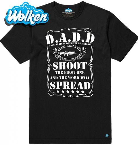 Obrázek produktu Pánské tričko D.A.D.D Otcové proti randění dcer