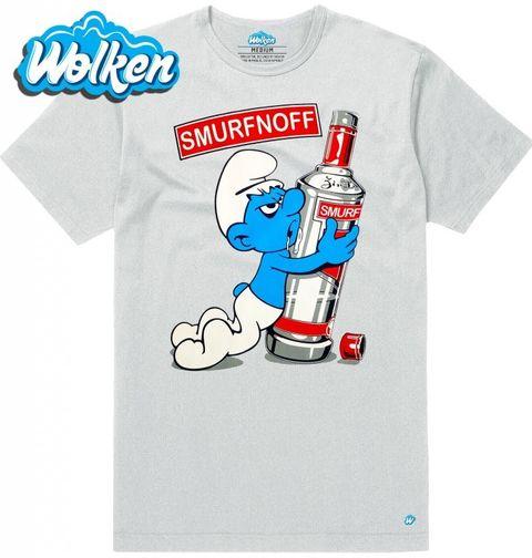 Obrázek produktu Pánské tričko Smurfnoff