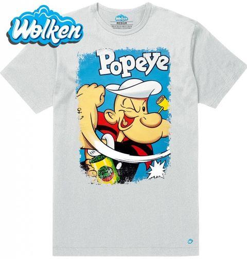 Obrázek produktu Pánské tričko Pepek Námořník Popeye