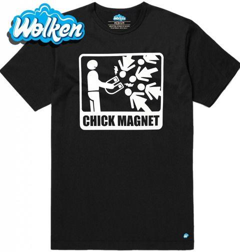 Obrázek produktu Pánské tričko Chick Magnet