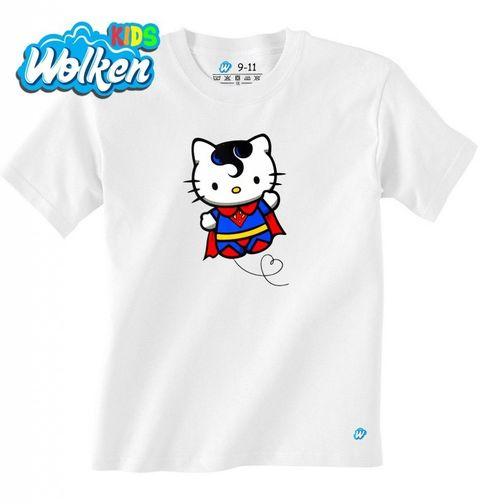 Obrázek produktu Dětské tričko Hello SuperKitty