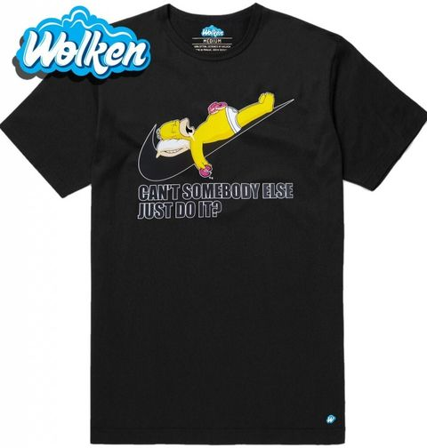 Obrázek produktu Pánské tričko The Simpsons Can't somebody else just do it Homer Simpson