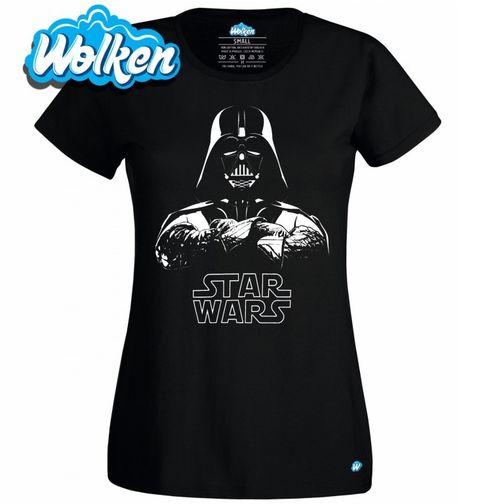 Obrázek produktu Dámské tričko Star Wars Lord Darth Vader