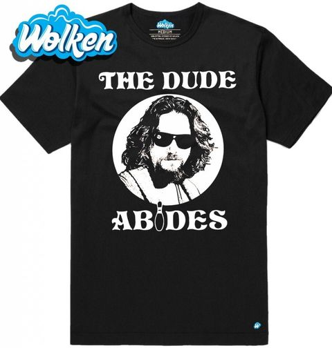 Obrázek produktu Pánské tričko Big Lebowski Abide