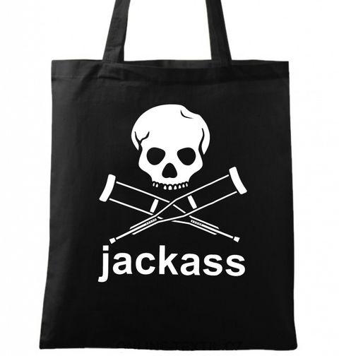 Obrázek produktu Bavlněná taška Jackass