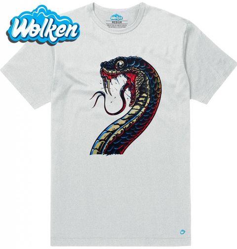 Obrázek produktu Pánské tričko Jedovatý Had