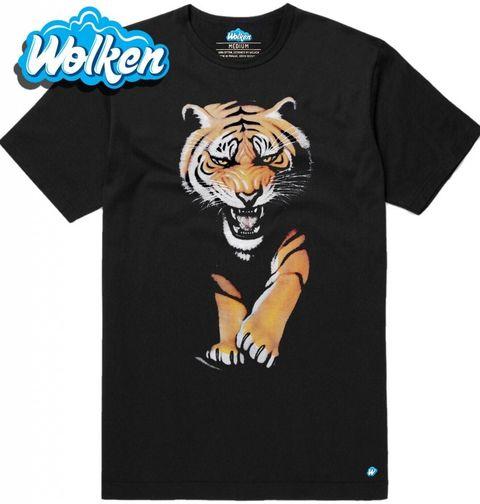Obrázek produktu Pánské tričko Neohrožený Tygr