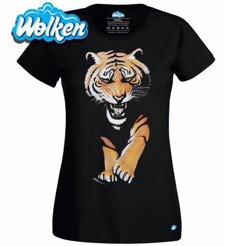 Obrázek produktu Dámské tričko Neohrožený Tygr