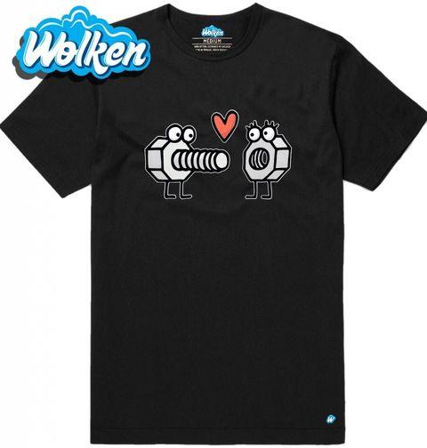 Obrázek produktu Pánské tričko Šroubek a Matička