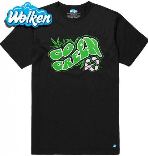 Obrázek produktu Pánské tričko Go Green