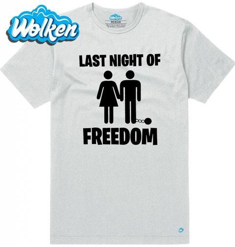 Obrázek produktu Pánské tričko Poslední Noc Svobody