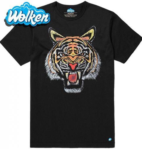 Obrázek produktu Pánské tričko Rozzuřený Tygr